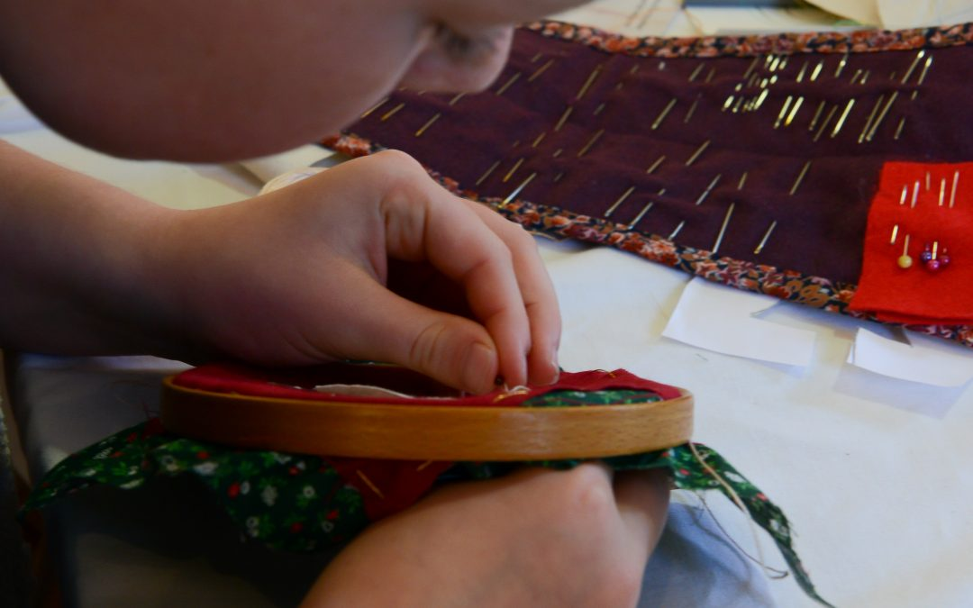Young Embroiderers