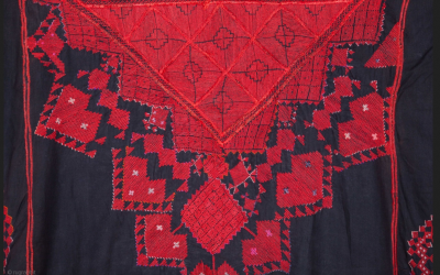 Syrian textiles: threads of influence between east and west
