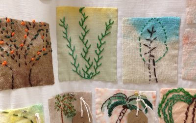 Stitching up Trees