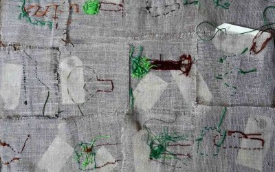 Tree stitching in school