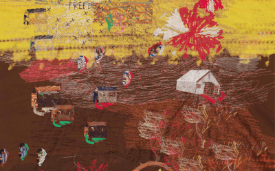 Alice Kettle: Thread Bearing Witness, the Whitworth, Manchester