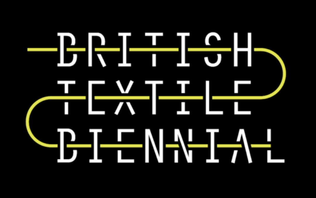 British Textile Biennale with SuperSlowWay
